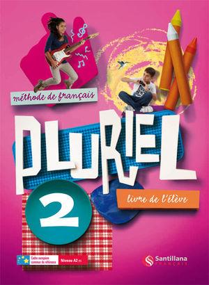 PLURIEL 2 LIVRE DE ELEVE