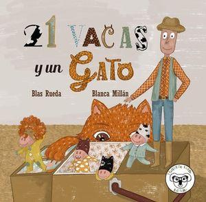 21 VACAS E UN GATO (GALLEGO)