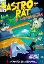 ASTRO RATO E LAMPADIÑA Nº2.A CHEGADA DE ASTRO -POLO