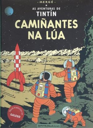 CAMIÑANTES NA LÚA