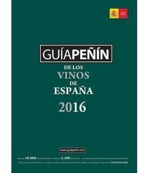 GUÍA PEÑÍN DE LOS VINOS DE ESPAÑA 2016