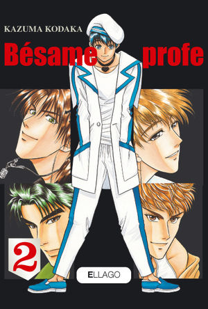 BÉSAME PROFE 2