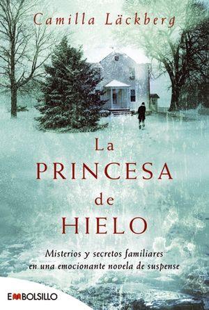 LA PRINCESA DE HIELO/ BOLSILLO