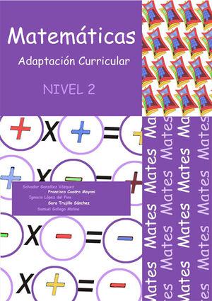 MATEMATICAS. NIVEL 2. ADAPTADION CURRICULAR