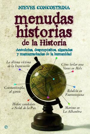 MENUDAS HISTORIAS DE LA HISTORIA - BOLSILLO
