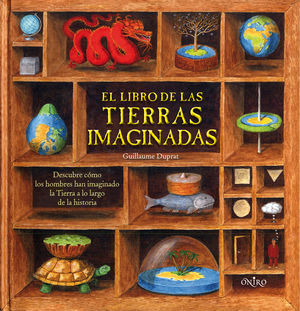 EL LIBRO TIERRAS IMAGINADAS