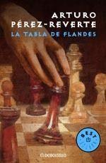 TABLA DE FLANDES. ARTURO PEREZ-REVERTE. DEBOLSILLO