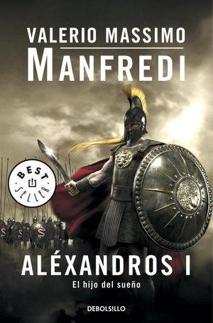 ALEXANDROS I. VALERIA MASSIMO MANFREDI. DEBOLSILLO