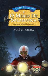 1.AMANCIO AMIGO E O MEIGO DE SALAMANCA