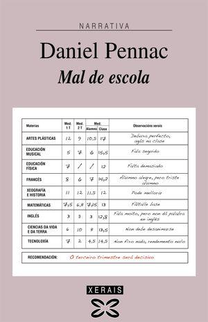 MAL DE ESCOLA