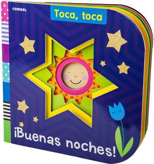 BUENAS NOCHES - TOCA TOCA - LIBRO DE TACTO