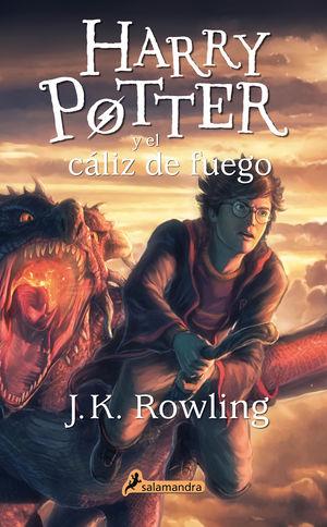 4 HARRY POTTER Y EL CÁLIZ DE FUEGO