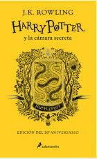 HARRY POTTER Y LA CÁMARA SECRETA. HUFFLEPUFF