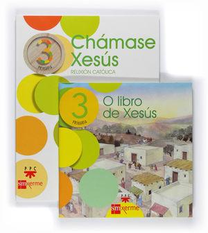RELIXION 3ºEP CHAMASE XESUS 08