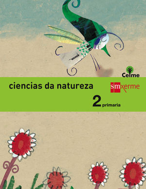CIENCIAS NATUREZA 2º PRIMARIA INTEGRADO CELME