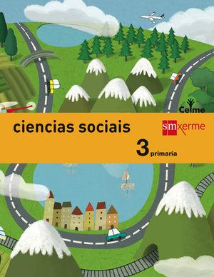 CIENCIAS SOCIAIS 3 EP INTEGRADO CELME 2015