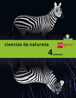 CIENCIAS DA NATUREZA 4 EP INTEGRADO CELME 2015