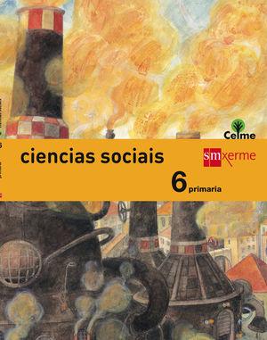 CIENCIAS SOCIAIS 6 EP INTEGRADO CELME 2015