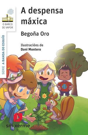 1 BRANCA BARCO DE VAPOR A DESPENSA MÁXICA