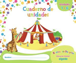 (13).CIRCO DE PAMPITO (1-2 AÑOS) EDUCACION INFANTIL 1ER.CICLO