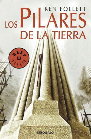 98*8.PILARES DE LA TIERRA.(BOLSILLO)