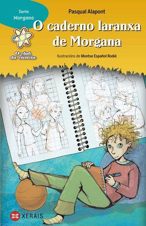 O CADERNO LARANXA DE MORGANA