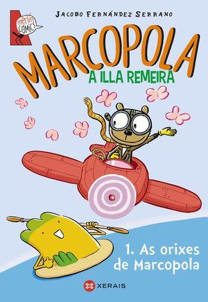 AS ORIXES DE MARCOPOLA - MARCOPOLA A ILLA REMEIRA
