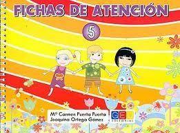 FICHAS DE ATENCION Nº5