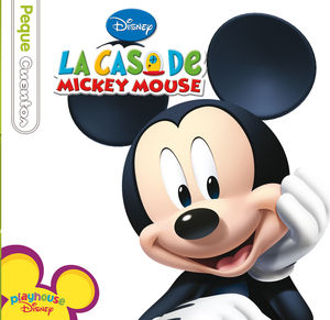 MICKEY MOUSE CLUBHOUSE PEQUECUENTOS