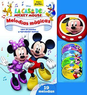 MELODÍAS MÁGICAS LA CASA DE MICKEY MOUSE