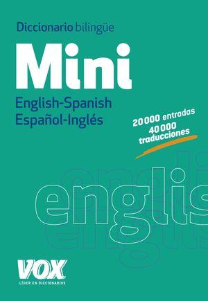 DICCIONARIO MINI INGLÉS-ESPAÑOL VOX
