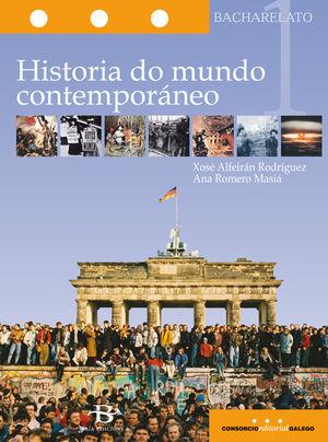 HISTORIA DO MUNDO CONTEMPORANEO 1ºBACH.(ED.2012)