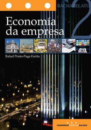 ECONOMÍA DA EMPRESA.2ºBACH.(ED.2013)