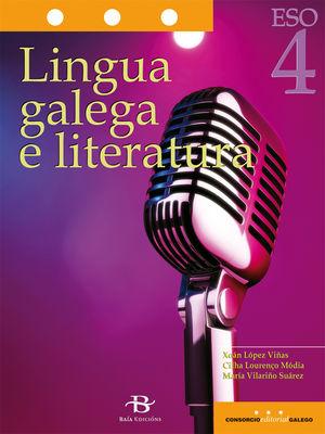 LINGUA GALEGA E LITERATURA 4º ESO. LOMCE