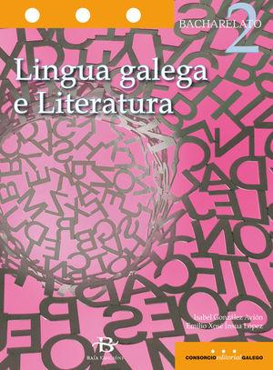 LINGUA GALEGA E LITERATURA 2ºBACHARELATO