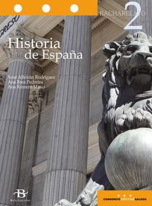 HISTORIA DE ESPAÑA 2ºBACHARELATO