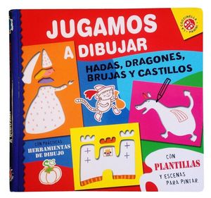 HADAS, DRAGONES, BRUJAS Y CASTILLOS