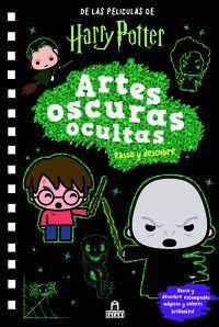 HARRY POTTER ARTES OSCURAS OCULTAS