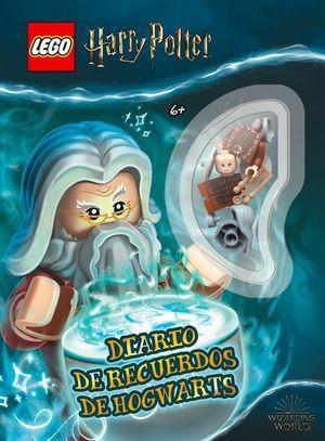 HARRY POTTER LEGO: DIARIO DE RECUERDOS DE HOGWARTS