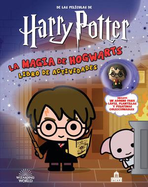 HARRY POTTER. LA MAGIA DE HOGWARTS