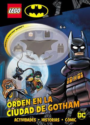 BATMAN LEGO ORDEN EN LA CIUDAD DE GOTHAM