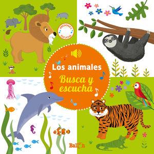 LOS ANIMALES BUSCA Y ESCUCHA