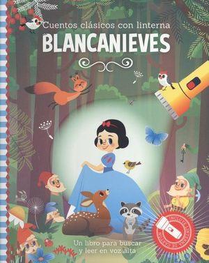 BLANCANIEVES CON LINTERNA