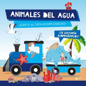 ANIMALES DE AGUA (