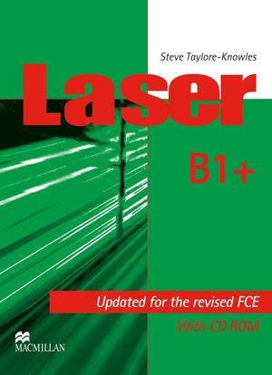 LASER B1+.STUDENT´S BOOK.(+CD).(INTERM-UPPER)