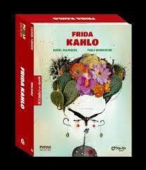 FRIDA KHALO - PUZZLE BOOK