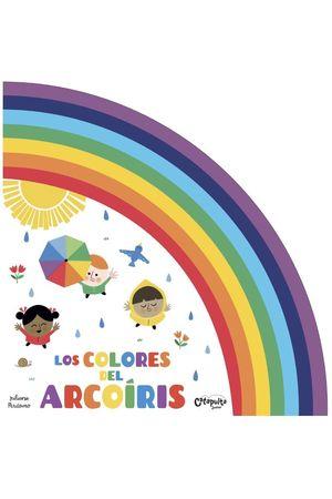 COLORES DEL ARCO IRIS,LOS