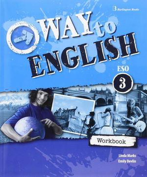 WAY TO ENGLISH ESO 3 WORKBOOK + LANGUAGE BUILDER