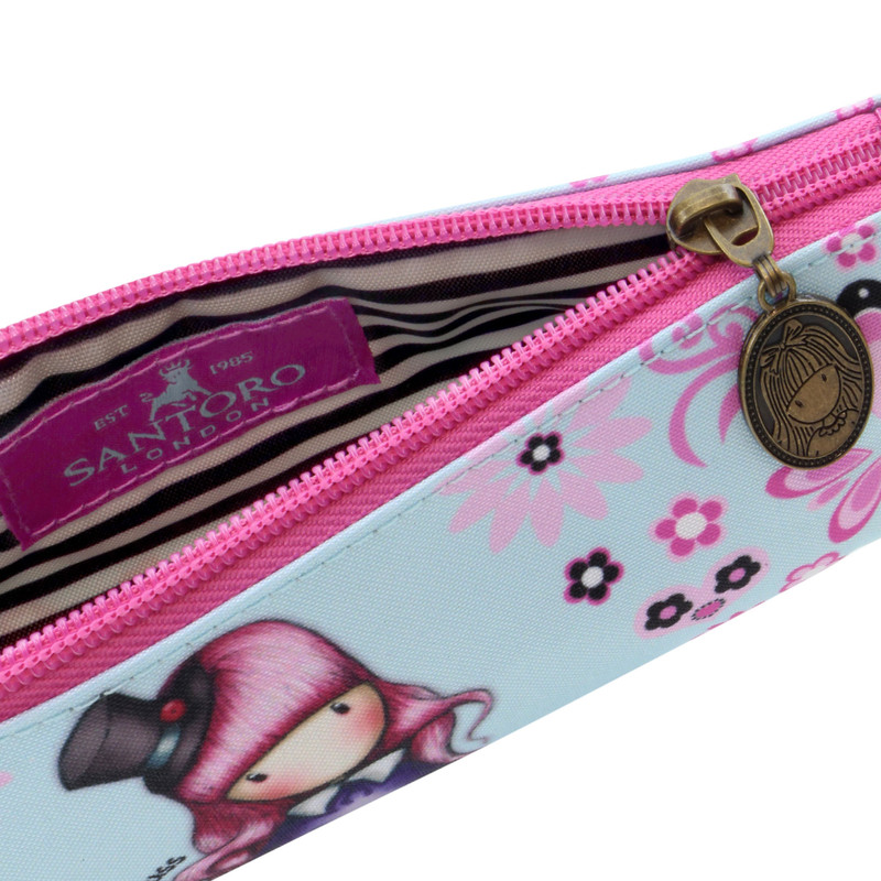 PORTATODO ESTUCHE GORJUSS FIESTA THE DREAMER SANTORO LONDON 775GJ08